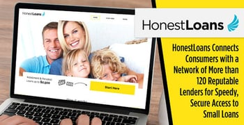 Honestloans Connects Clients With A Network Of Reputable Lenders