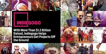 Indiegogo Helps Entrepreneurs Get Projects Off The Ground