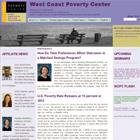 West Coast Poverty Center