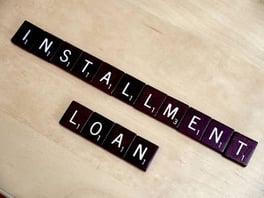 Installment Loan Graphic