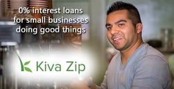 Kiva Zip Loans Use Social Crowdfunding to Support Entrepreneurs