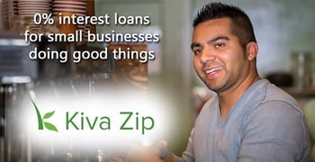 Kiva Zip Loans Use Social Crowdfunding Support Entrepreneurs