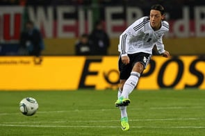 Mesut Özil, Germany