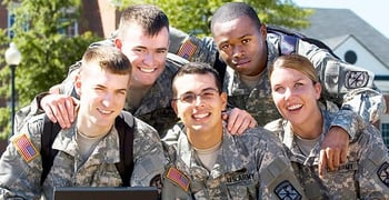 Can Military Service Boost Credit Rating