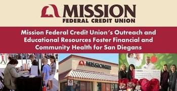 Mission Federal Fosters Financial And Community Health