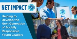 Net Impact — Helping to Develop the Next Generation of Socially Responsible Young Leaders