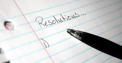 5 New Year's Resolutions for People with Bad Credit
