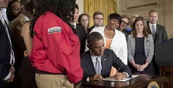Obama's Order Eases Student Loan Payments