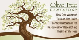 Olive Tree Genealogy — How One Woman's Passion Has Given Family Historians Free Resources for Researching Their Family Trees