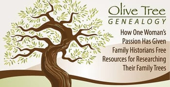 Olive Tree Genealogy Free Resources For Family Historians