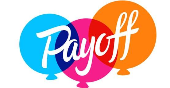 Payoff logo