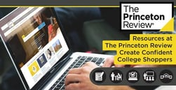 Become a Confident College Shopper by Using the Resources at The Princeton Review to Find — and Afford — the Best College for You
