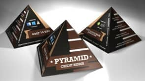 The Pyramid Credit Repair kit