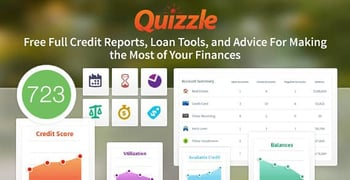 Quizzle Offers Free Full Credit Reports