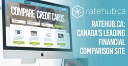 Ratehub.ca: Canada's Top Financial Comparison Site Gives Users an Edge in Choosing Credit Cards, Mortgages & Insurance Policies