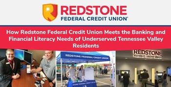 How Redstone Federal Credit Union Serves The Tennessee Valley