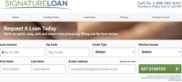 Perfect Credit Not Required — SignatureLoan.com Helps Poor Credit Borrowers Get Fast Funding