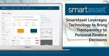 Smartasset Brings Transparency To Personal Finance Decisions