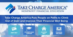 Take Charge America Puts People on Paths to Climb Out of Debt and Improve Their Financial Well Being