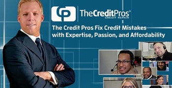 Credit Pros Fix Credit Mistakes