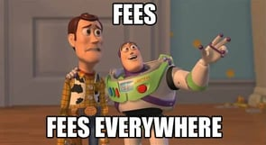Understand the fee structure