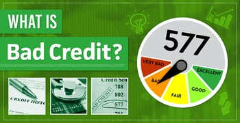 What is Bad Credit? 5 Key Factors & How to Improve It