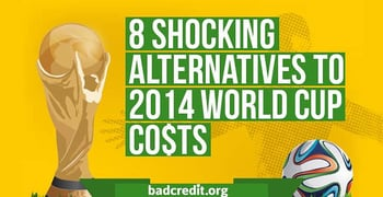 8 Shocking Alternatives To 2014 World Cup Costs