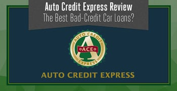 Auto Credit Express Reviews