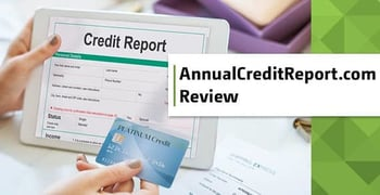 Annual Credit Report Review