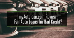 2020 myAutoloan.com Review: Fair Auto Loans for Bad Credit?