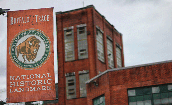 Photo of Buffalo Trace Distillery