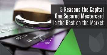 5 Reasons The Capital One Secured Mastercard Is The Best Secured Card On The Market