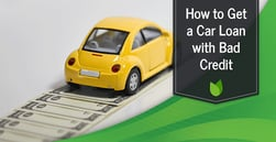 How to Get a Car Loan with Bad Credit (2020's Best Auto Financing)