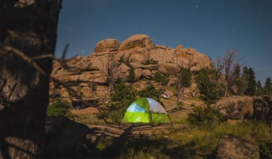 Photo of Camping in Cheyenne