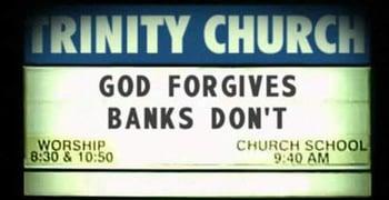 Faith Finance Fear Churches Declare Bankruptcy