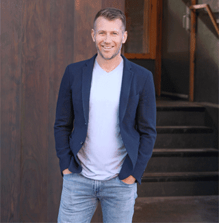 Portrait of Cody Green, Founder and Co-CEO at Canada Drives/USA Drives