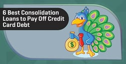 5 Best Consolidation Loans to Pay Off Credit Card Debt