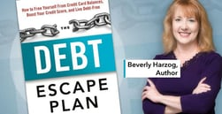 "Former Credit Junkie Shares Clever Tips in ""The Debt Escape Plan"""