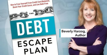 Former Credit Junkie Shares Clever Tips In The Debt Escape Plan