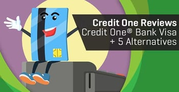 Credit One Reviews: Credit One® Bank Credit Card (+ 5 Top Alternatives)