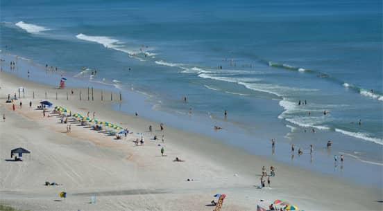 Photo of Daytona Beach from DaytonaBeach.com