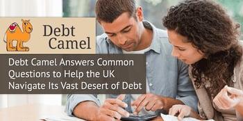 Debt Camel Helps The Uk Navigate Its Vast Desert Of Debt