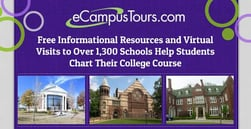 eCampusTours — Free Informational Resources and Virtual Visits to Over 1,300 Schools Help Students Chart Their College Course