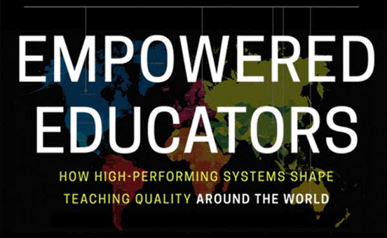 Empowered Educators Cover Image