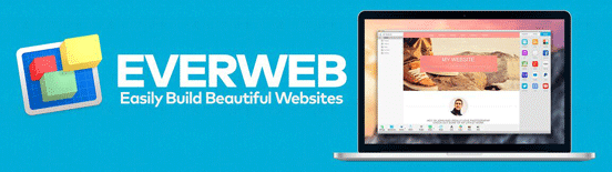 EverWeb Logo Banner