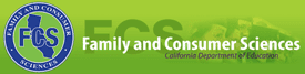 California Department of Education Family and Consumer Sciences Logo
