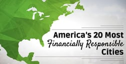 America's 20 Most Financially Responsible Cities