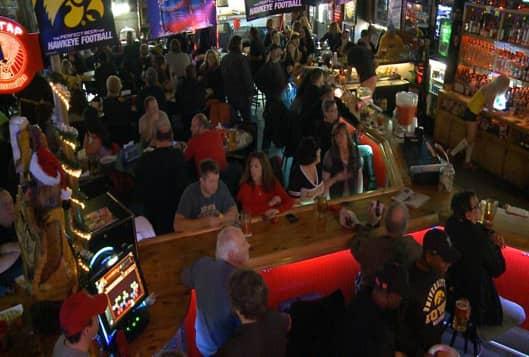 Firehouse Bar in Sioux City, Iowa