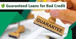 8 Online Guaranteed Installment Loans for Bad Credit