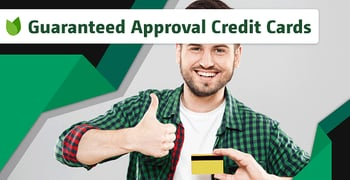Guaranteed Approval Credit Cards Bad Credit